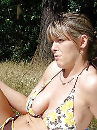 Bikini, Mature bikini, Bikini mature, Mature tits, Bikini milf