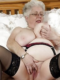 Granny, Stockings, Granny stockings, Horny, Granny stocking, Mature in stockings