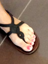 Fetish, Toes, Sandals, Foot