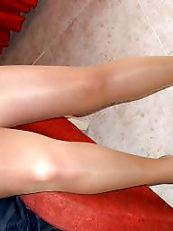 Pantyhose, Stockings, Vacation, Amateur pantyhose