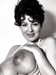 Big, Oldies, Vintage boobs