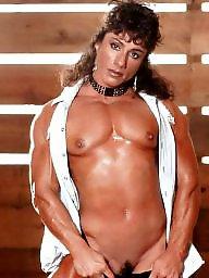 Female, Brunette ass, Bodybuilding