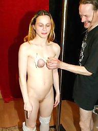 Bdsm, Public nudity