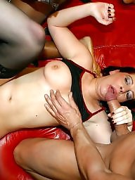 Nylon, Nylon mature, Mature nylon, Party, Mature sex, Mature fucking