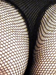Fishnet, Latin milf, Milf ass, Beautiful