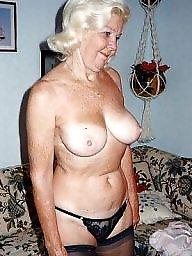 Grannies, Mature granny