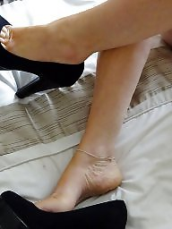 Mature, Mature stockings, Mature legs