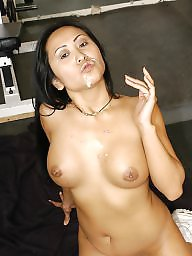 Kitty, Asian milf