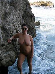 Mature boobs, Public mature, Mature public