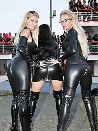 Latex, Ass, Leather
