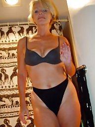 Strip, Stripping, Blonde mature, Mature blonde, Mature blond, Stripped