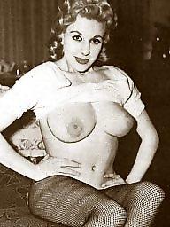 Vintage, Pantyhose, Fetish, Vintage celebrity