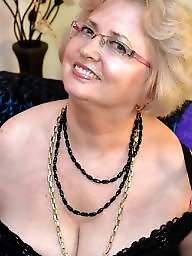 Mature, Grannies, Granny tits, Sexy granny, Mature tits, Webcam