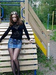 Upskirt, Upskirts, Legs, Sexy stockings