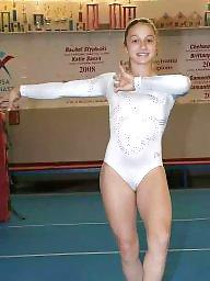 Toes, Camel, Gymnast, Gymnastic