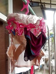 Asian, Asian teen, Laundry