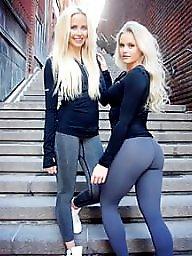 Beauty, Fitness, Model, Models