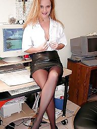 Office, Porn, Ladies