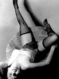 Vintage, Ladies, Chair, Vintage amateur, Vintage amateurs