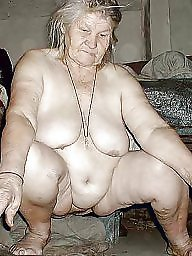 Grannies, Amateur mature