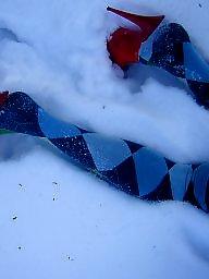 Bdsm, Heels, Snow