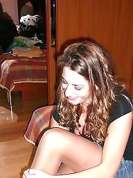Stockings, Stocking, Amateur stockings, Amateur stocking
