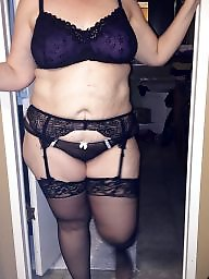 Bbw, Bbw stockings, Stocking milf