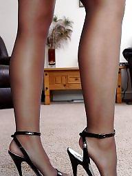 Heels, High heels