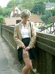 Uk mature, Stockings mature, Stocking mature, Mature uk
