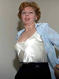 Aunt, Classic, Vintage mature
