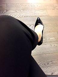 Public, Upskirt stockings, Public stockings
