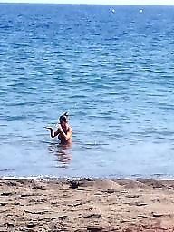 Beach milf