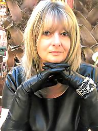 Leather, Mature leather