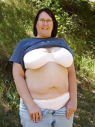 Outdoors, Bbw outdoor