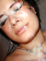 Private, Amateur facial, Amateur facials