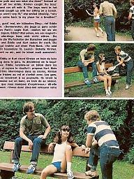 Magazine, Vintage hairy, Hairy vintage, Vintage sex