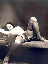 Nude, Vintage lesbian