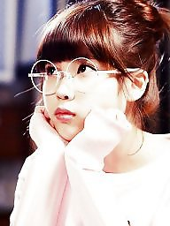 Glasses, Glass, Korean celebrities