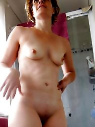 Bathroom, Mature wife, Wifes