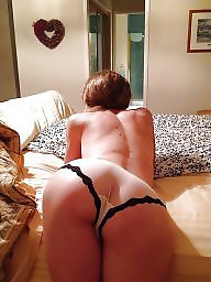 Doggy, Asian, Behind, Asian ass, Sexy ass