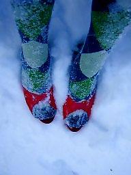 Stockings, Heels
