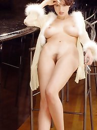 Smoking, Mature blonde, Blonde mature, Smoke, Smoking mature, Sexy mature