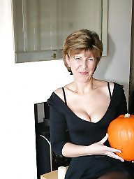 Uk mature, Halloween, Mature amateurs