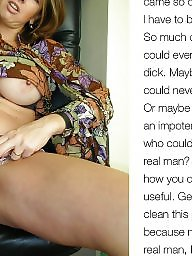 Mature femdom, Cuckold, Cheating, Cheat, Humiliation, Wives
