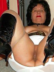 Stockings mature