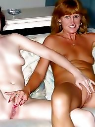 Mother, Mothers, Mature nude, Nude, Old and young, Old mature