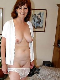 Lady, Mature panties