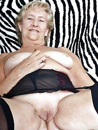 Granny nylon, Nylons