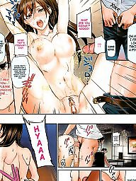 Sex, Group, Creampies, Sex cartoon, Manga