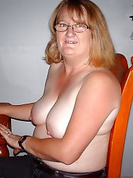 Cock, Horny, House wife, Wifes tits, Redhead tits, Bbw redhead